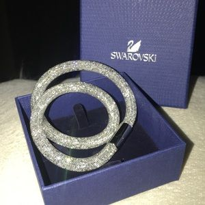 Swarovski Stardust Bracelet or necklace NWT